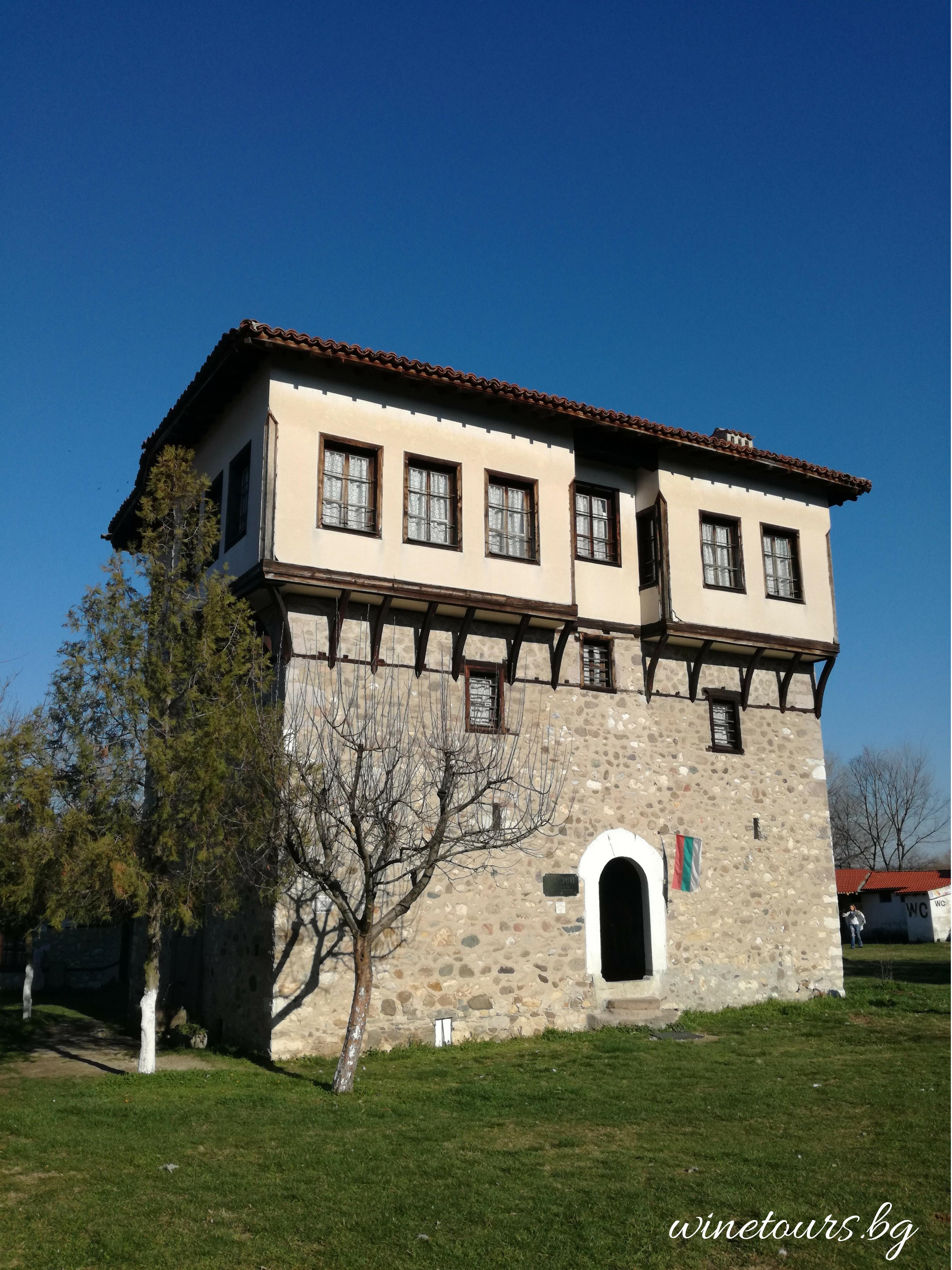 араповски манастир музей