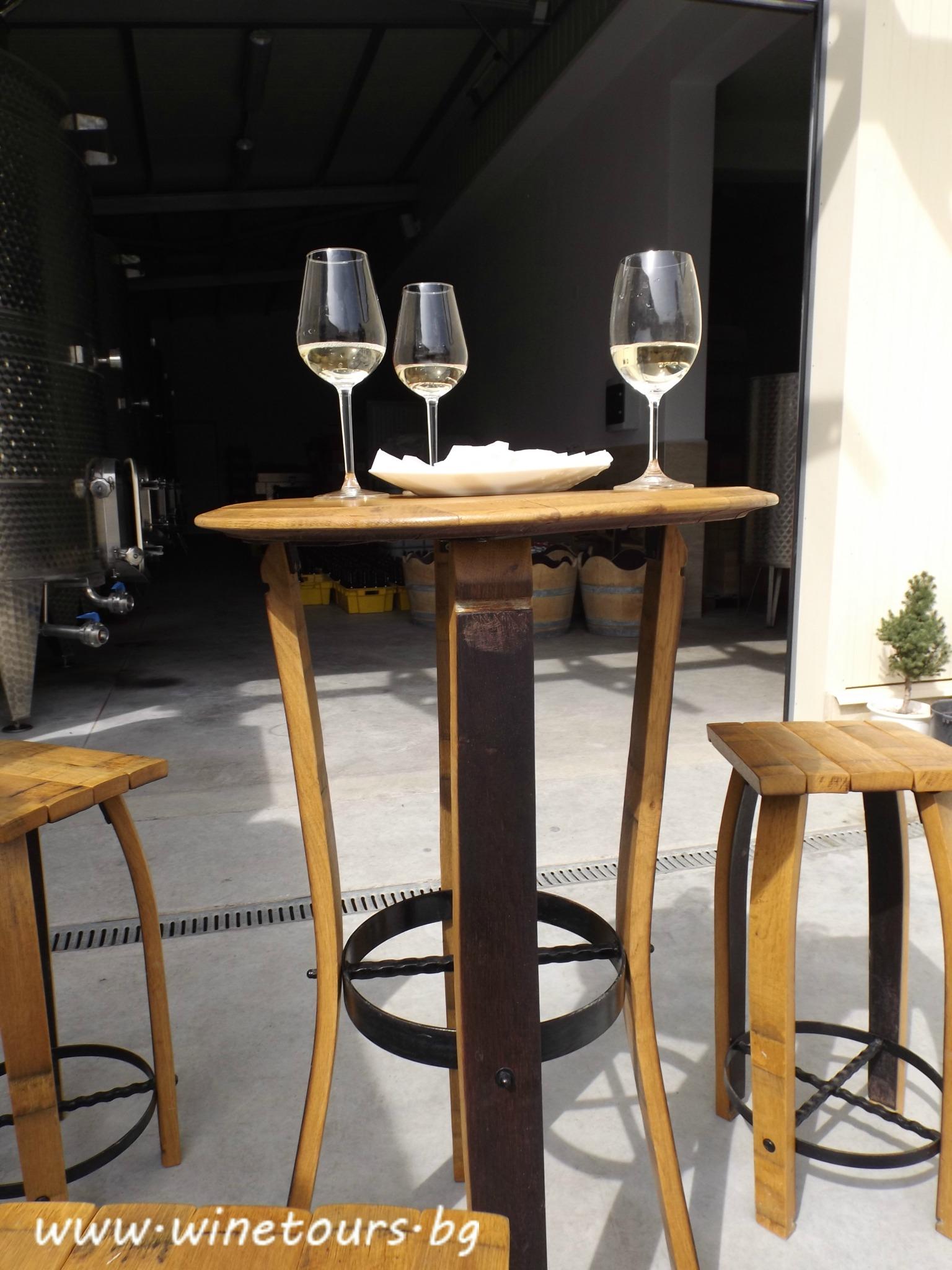 дегустация-тракийско вино