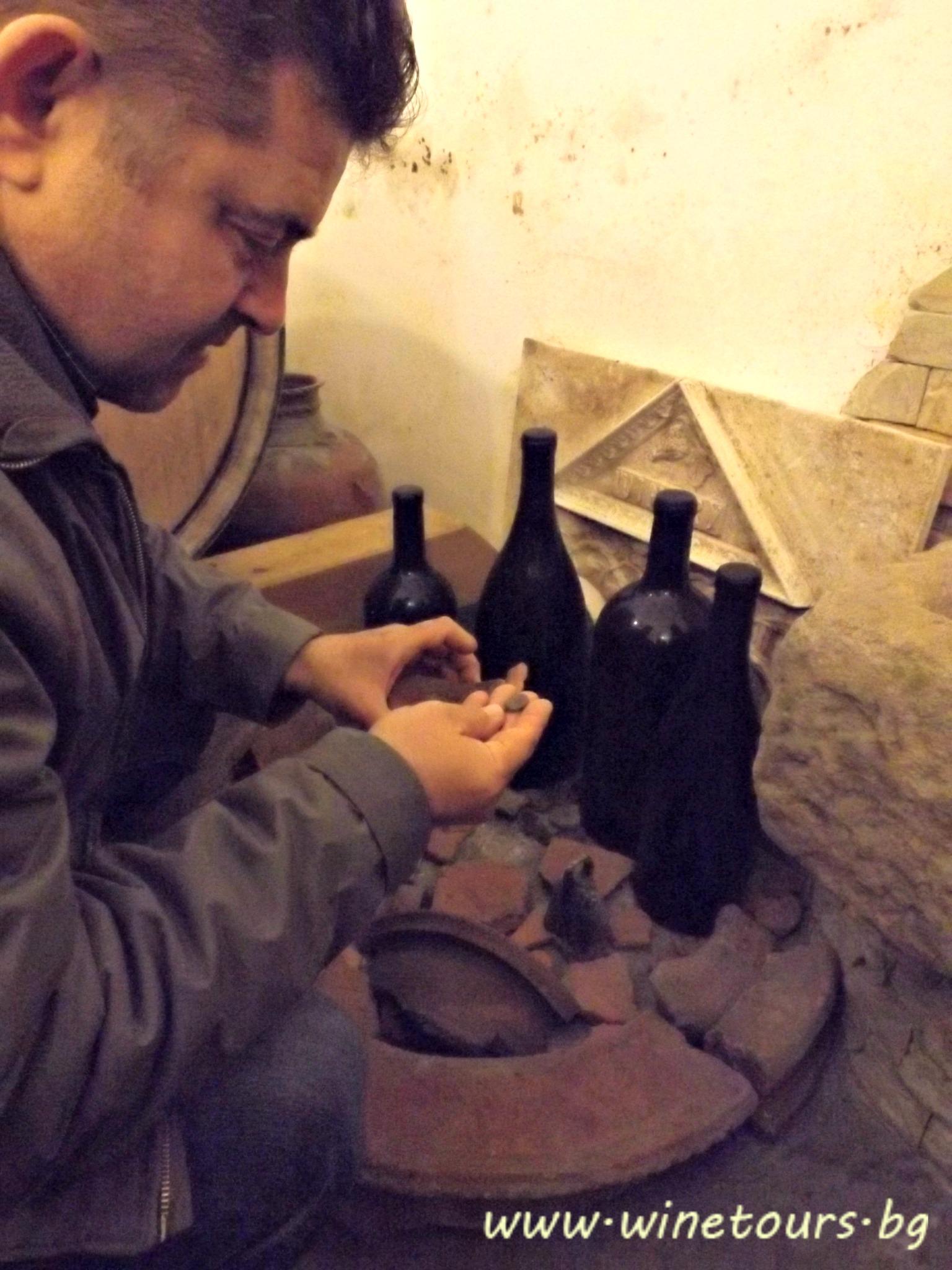 камен-тракийско вино
