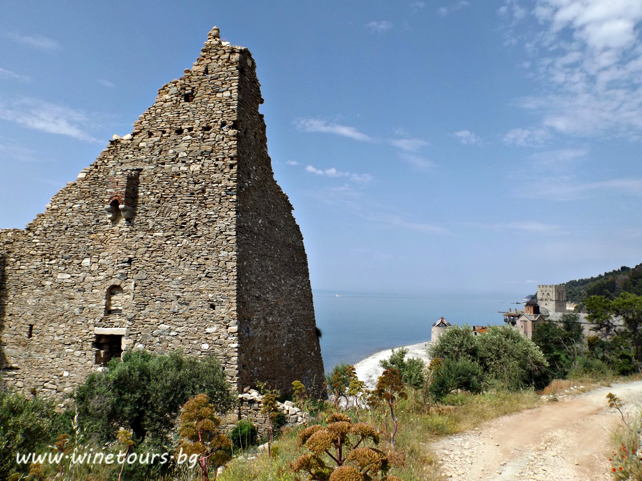 кулата на цар иван асен втори