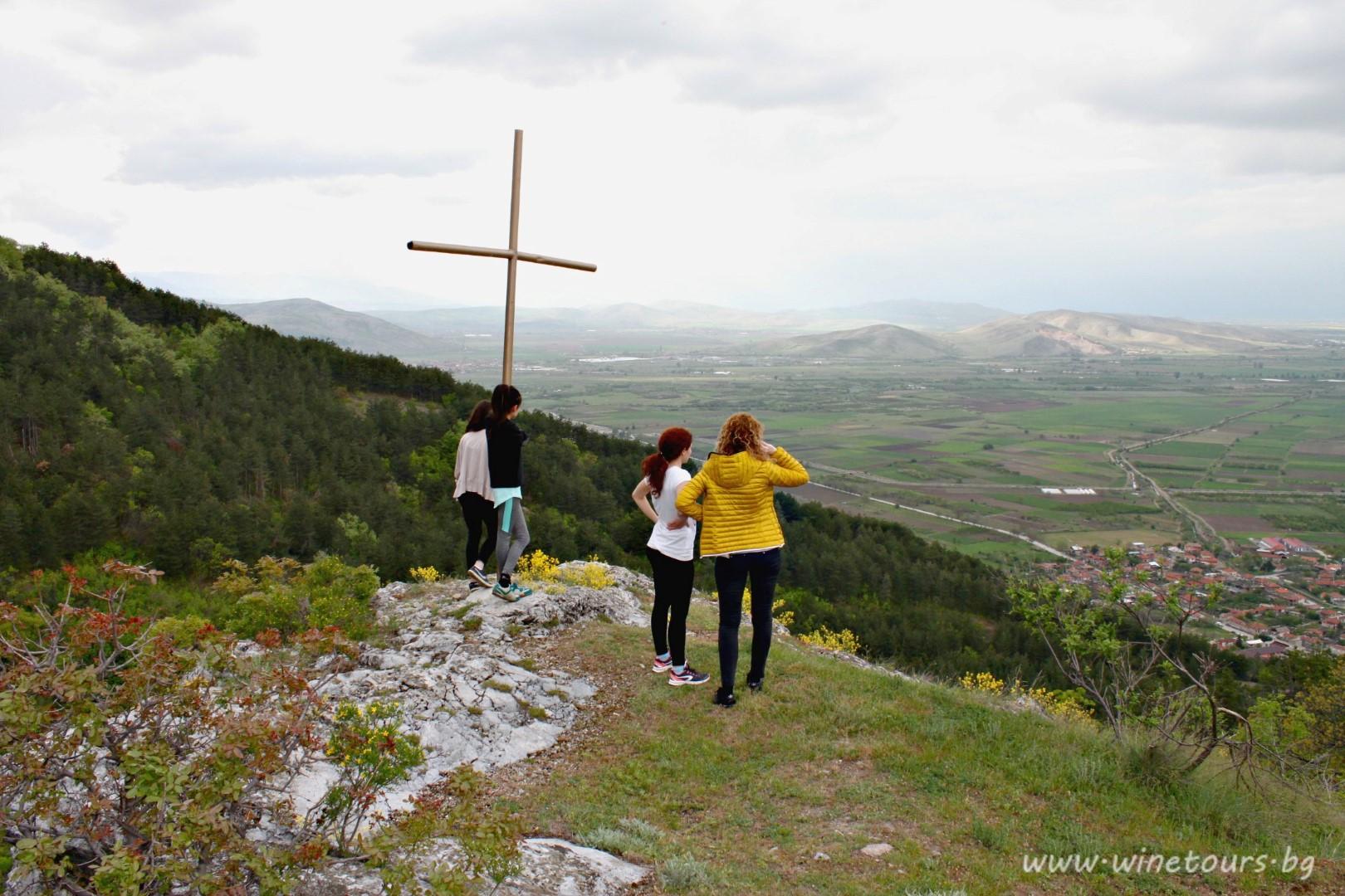 параклис над Устина