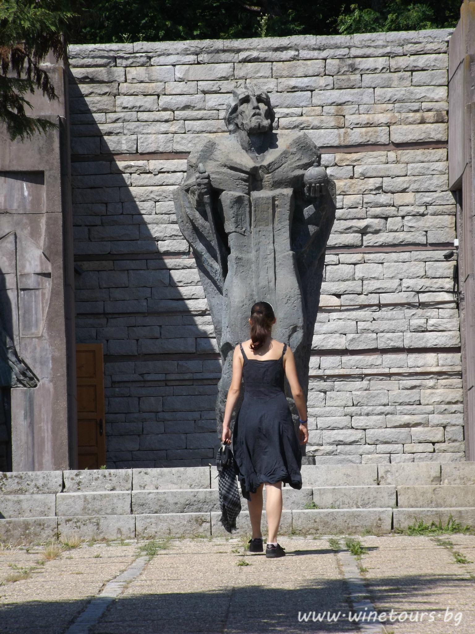 саумилова крепост