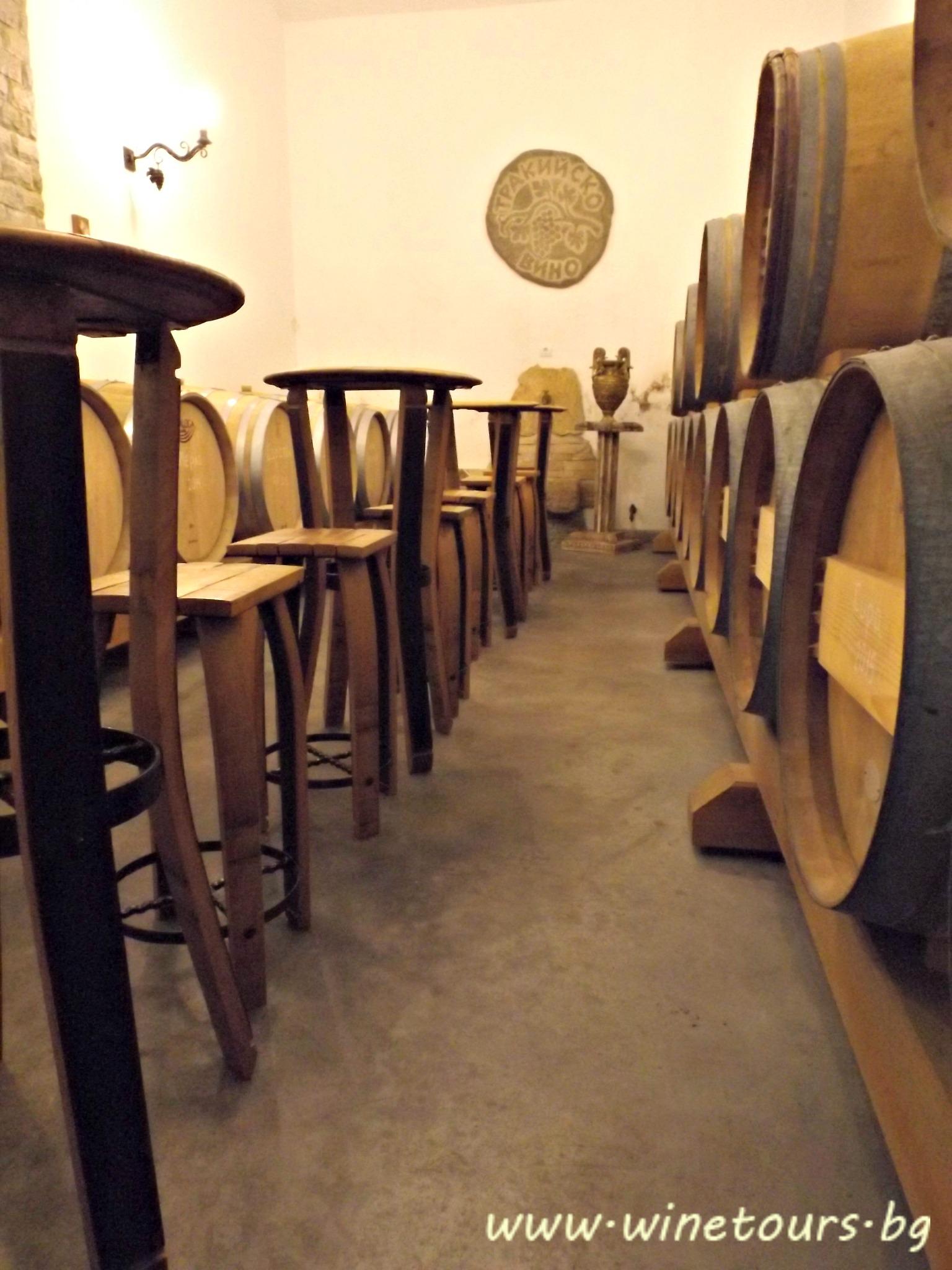 тракийско вино