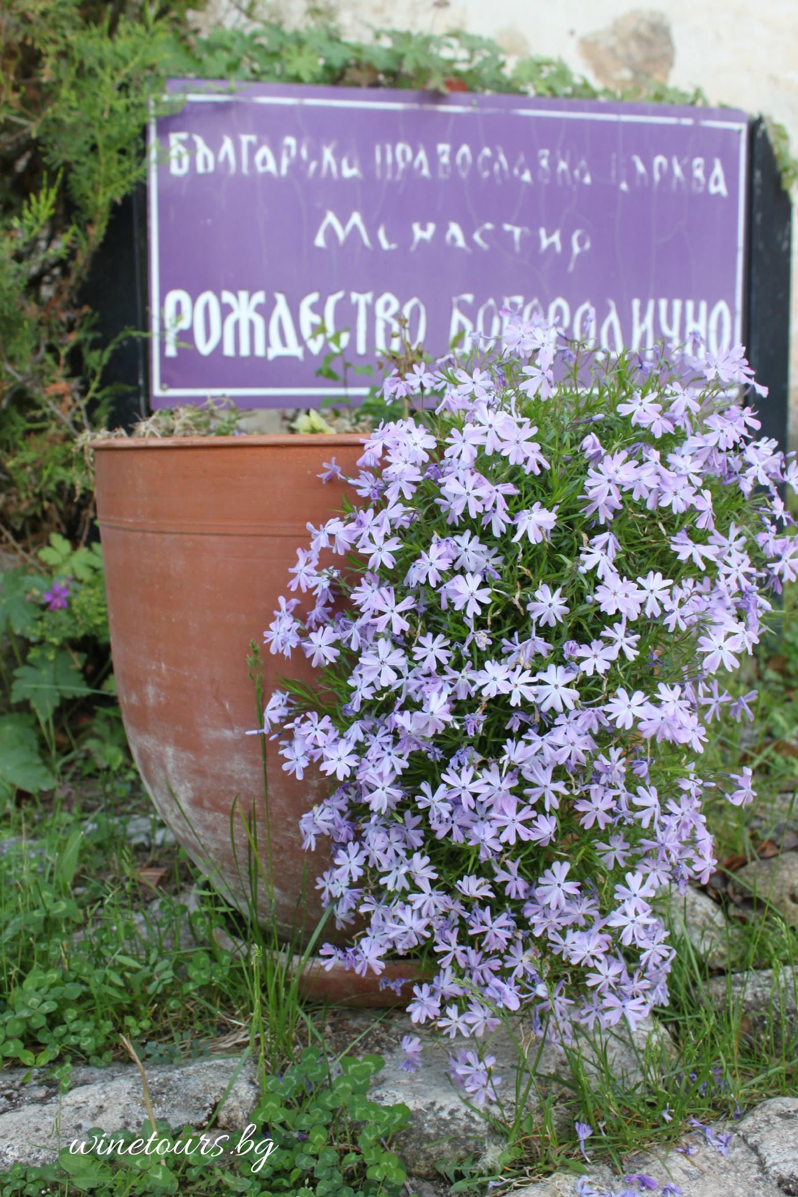 winetours.bg Роженски Манастир