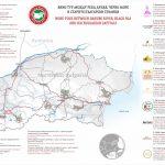 Винената карта на Североизточна България