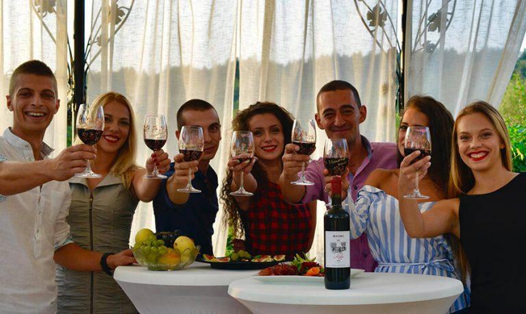 винарна ялово