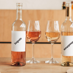 Which are the two rosé styles?